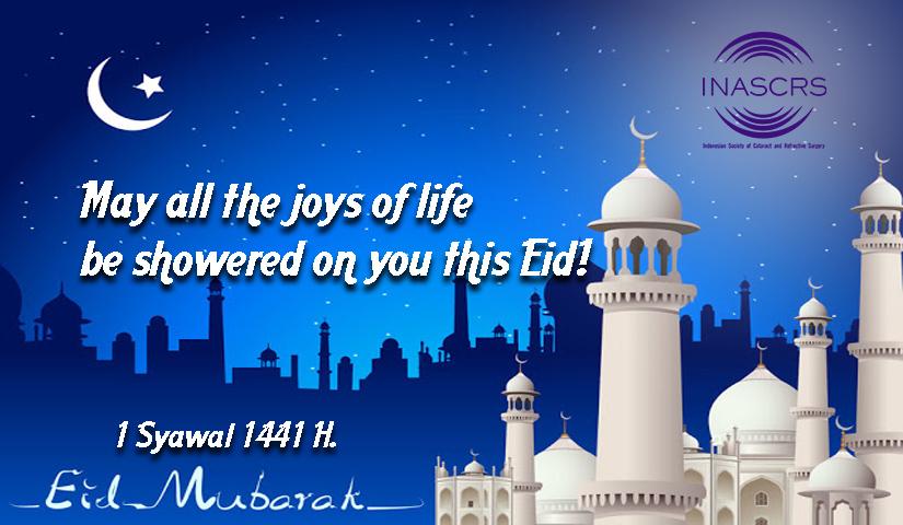 Selamat Hari Raya Idul Fitri 1441