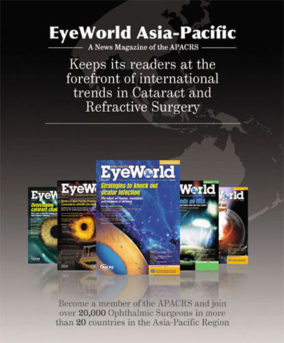 EyeWorld Asia-Pacific News Magazine