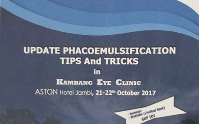 Update Phacoemulsification Tips & Tricks
