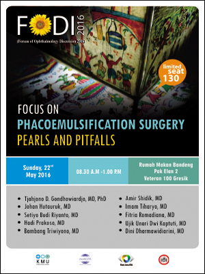 FOCUS ON PHACOEMULSIFICATION SURGERY By INASCRS